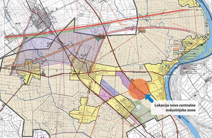 Nova Centralna Industrijska Zona Poslovni Portal Opstine Stara